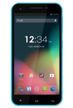 BLU Studio 5.5 D610a 4GB GSM Unlocked  - Blue