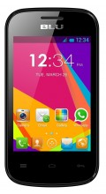 BLU Dash JR Social D141s 512MB GSM Unlocked - Black
