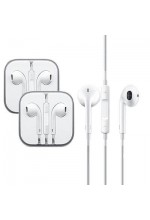 2-Pack Apple EarPods White In-Ear Headset for iPhone 5,5S,6,6+