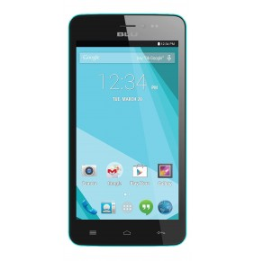 BLU Studio 5.0Ce 1.3GHz Dual Core, Android 4.4 KK, 3.2MP  VGA Camera - Unlocked Blue - Main Primary Image
